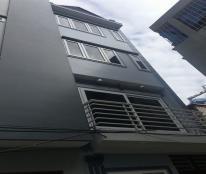 Chính chủ cần bán nhà 5 tầng, mới xây trong ngõ Đình Thôn, gần mặt phố