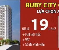 Chào bán chung cư Ruby CT3 Phúc Lợi tọa lạc tại Long Biên căn hộ chuẩn Châu Âu. LH: 0943832836