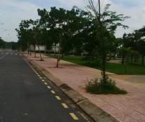 Nền 90m2, MT Trương Văn Bang, đường rộng, cách UBND 3 phút, đường 16m, đã có sổ xây dựng tự do