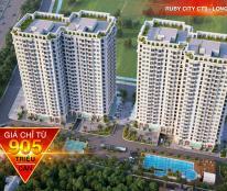 Ruby City CT3, cơ hội sở hữu nhà Hà Nội