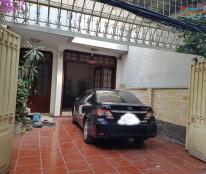 Chính chủ bán nhà 100m2, ô tô để sân, trong ngõ đường Trần Quang Diệu, Đống Đa, Hà Nội