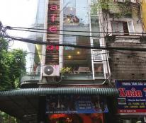 Bán nhà Hoàng Quốc Việt, Cầu Giấy 50m2, 5 tầng, MT 8m, 15 tỷ