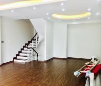 Cần bán nhà đẹp giá rẻ phố Trần Khát Chân, 51m2, 2.7 tỷ