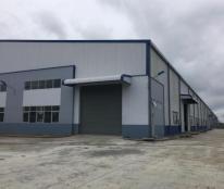 Cho thuê nhà xưởng tại Thanh Hóa, Bỉm Sơn 2998m2, giá rẻ tiện sản xuất cơ khí