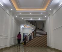 Bán nhà phân lô ngõ 193 phố Trung Kính, lô góc mặt tiền thoáng DT 40m2 x 5 tầng, giá 6.5 tỷ
