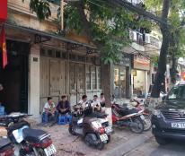 Cho thuê nhà mặt phố Triệu Việt Vương, 85m2, vỉa hè rộng phù hợp kinh doanh, 0976.075.019