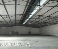 Cho thuê nhà xưởng tiêu chuẩn tại KCN Đồng Văn 1, Hà Nam, giá tốt