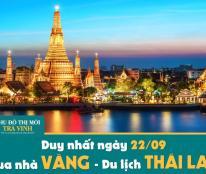 Sở hữu nhà 1 trệt 1 lầu như ý muốn tại trung tâm thành phố Trà Vinh chỉ từ 200 triệu