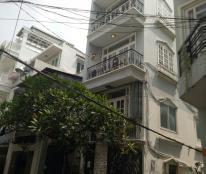 Bán nhà mặt tiền Lý Thường Kiệt, Quận 10, diện tích 5m x 25m, nở hậu