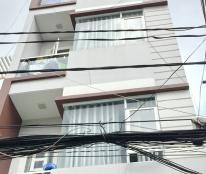 Bán nhà 4 lầu mặt tiền hẻm 6m 100 đường Dương Bá Trạc, Phường 1, Quận 8