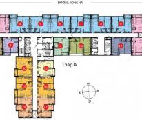 Cần bán căn hộ 75m2, 2PN, view sân bay, tầng cao, chỉ 3.1 tỷ, đã TT 99%, CHCC Botanica