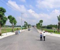 Đất mặt tiền Phạm Hùng đối diện khu dân cư Bình Hưng, giá chỉ 410tr/nền, 100% thổ cư