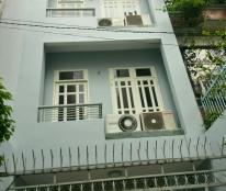 Bán nhà trệt 4 lầu HXH Tô Hiến Thành 4x19m
