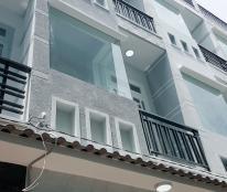 Bán nhà 4 tầng hẻm rộng Bến Phú Định, P16, Q8 cách đại lộ Đông Tây 500m giá chỉ 1.79 tỷ 0902331665