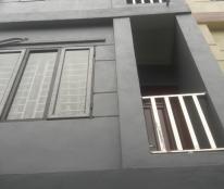 Bán nhà xây mới 34m2, 4 tầng ngay mặt đường gần ngã tư Vạn Phúc