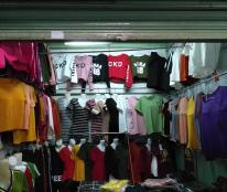 Sang lại ki ốt quần áo chợ Đống Đa. 0905425377