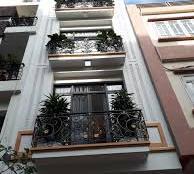 Bán LK Ngô Thì Nhậm, Hà Đông, 55m2, 5 tầng, mặt chợ Bông Đỏ, kinh doanh cực tốt, giá 6.2 tỷ