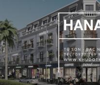 Hanaka Paris City đô thị phồn vinh, đẳng cấp Châu Âu, giấc mơ Paris trong lòng Từ Sơn