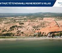 Biệt thự biển Nova Hills Mũi Né chính thức được công bố, liên hệ ngay chọn căn đẹp: 0908 66 5005