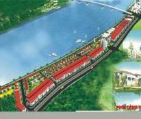 Tài Tâm Riverside mặt tiền sông Đáy, mặt đường QL1A, trung tâm Phủ Lý, cận lộ, cận giang, cận thị