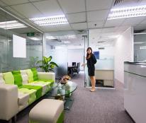 Cho thuê văn phòng đẹp mặt đường Giảng Võ, view hồ giá rẻ