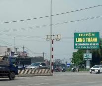 Bán đất ngay khu chợ mới Long Thành