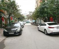 Bán nhà liền kề lô LK14B, 78m2, xây 4 tầng, khu đô thị Văn Phú, Hà Đông, vị trí rất đẹp