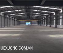 Cho thuê kho, nhà xưởng, đất tại Duy Tiên, Hà Nam, diện tích 5050m2, giá 54 nghìn/m2/tháng