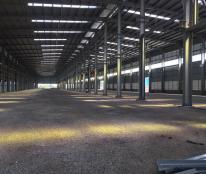 Cho thuê kho xưởng Cầu Trục 10 tấn, DT 10.000m2, cụm CN Minh Đức, Mỹ Hào, Hưng Yên
