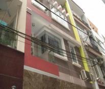 Bán nhà HXH Nguyễn Văn Nguyễn, Quận 1, DT 4x17m, 4 lầu, giá chỉ 17 tỷ