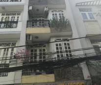 Gia đình chia tài sản nên cần bán gấp nhà mặt tiền đường Ni Sư Huỳnh Liên, P. 10, Q. Tân Bình