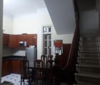 Chính chủ cho thuê gấp nhà ngõ 23, Bồ Đề, Long Biên, 50m2, 2,5 tầng, 2PN, full đồ. Giá 7,5tr/th