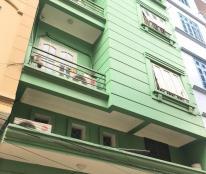 Bán nhà Ba Đình, ô tô, nhà mới, 50m2, 5 tầng, mặt tiền 6m