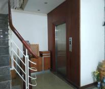 Bán chung cư mini 6 tầng gần Nguyễn Thái Học, Ba Đình, doanh thu lớn, giá rẻ