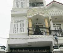 Cần tiền bán gấp nhà hẻm 12m Phan Văn Trị, P5, Gò Vấp, 4x16m, trệt, 2 lầu, giá 10.8 tỷ