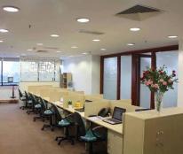 Văn phòng nằm ở mặt đường Nguyễn Khang cho thuê