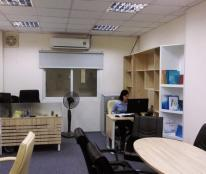 Cho thuê văn phòng đẹp ở quận Cầu Giấy, diện tích 110m2