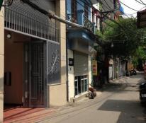 Bán nhà phố Nguyễn Đức Cảnh, Hoàng Mai, 37m2, MT 4m, kinh doanh, 2.65 tỷ