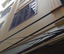 Nhỉnh 80tr/m2 sở hữu ngay nhà 4 tầng mới 40m2 đường Hoàng Mai