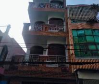 Bán gấp nhà mặt tiền đường nội bộ 10m, DT 78m2, 5 tầng, giá chỉ 7,6 tỷ, P. 5, Q. Tân Bình