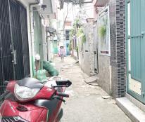 Bán nhà hẻm 3m đường Bùi Minh Trực, Phường 5, Quận 8