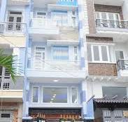 Cần bán nhà gấp nhà tốt thị trường Ngô Thị Thu Minh, 1 trệt 3L, ST 4.3 x 16.3 m