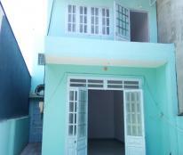 Bán nhà 1 trệt 1 lầu, DT 100m2, hướng Tây, gần chợ Quang Thắng, KP4 Phường Trảng Dài