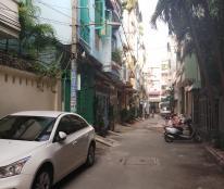 Nhà đường Dương Bá Trạc, P1, Quận 8, DT: 4x12m, 4 tầng. Giá 7,5 tỷ