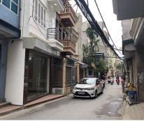 Bán nhà lô góc, KD, ô tô đỗ cửa phố Lê Thanh Nghị, giá 3,8 tỷ, LH 0936984991
