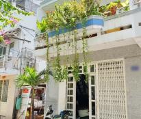 Bán nhà 1 lầu mặt tiền hẻm xe hơi 1287 Phạm Thế Hiển, Phường 5, Quận 8