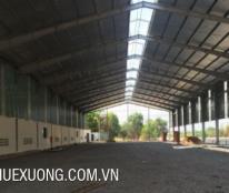Cho thuê kho, nhà xưởng, đất tại Yên Mô, Ninh Bình, diện tích 4505m2, giá 30 nghìn/m2/tháng