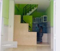 Cho thuê nhà hẻm thông C7C Phạm Hùng, Quận 8, diện tích 3x7m, 2 phòng, giá 8.5 tr/tháng
