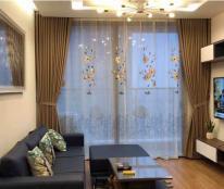 Cho thuê gấp căn 1706 chung cư Hà Đô Park View 80m2, nội thất như trong ảnh, giá 8 tr/th