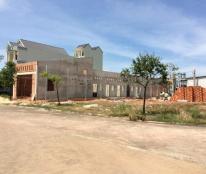 Cần bán lô đất 300m2 giá 550 triệu/nền, mặt tiền chợ, gần trường học, gần khu công nghi
